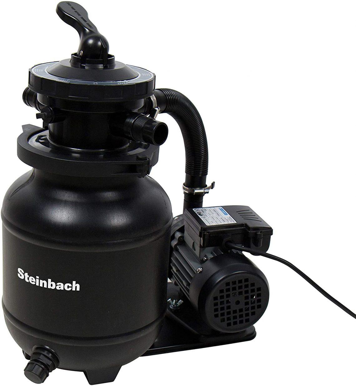 Filtre à Sable Steinbach Speed Clean Comfort