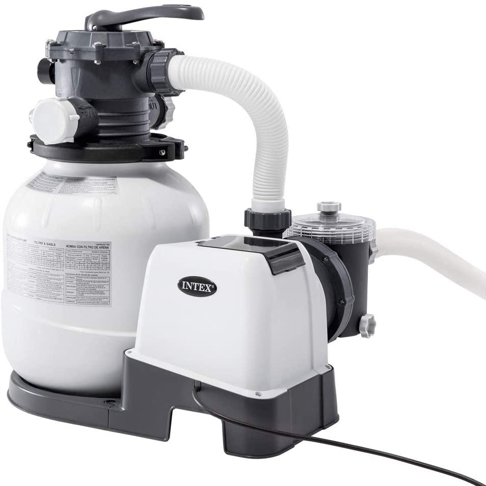Filtre à sable Intex Hydro Aeration 7900 litres par heure