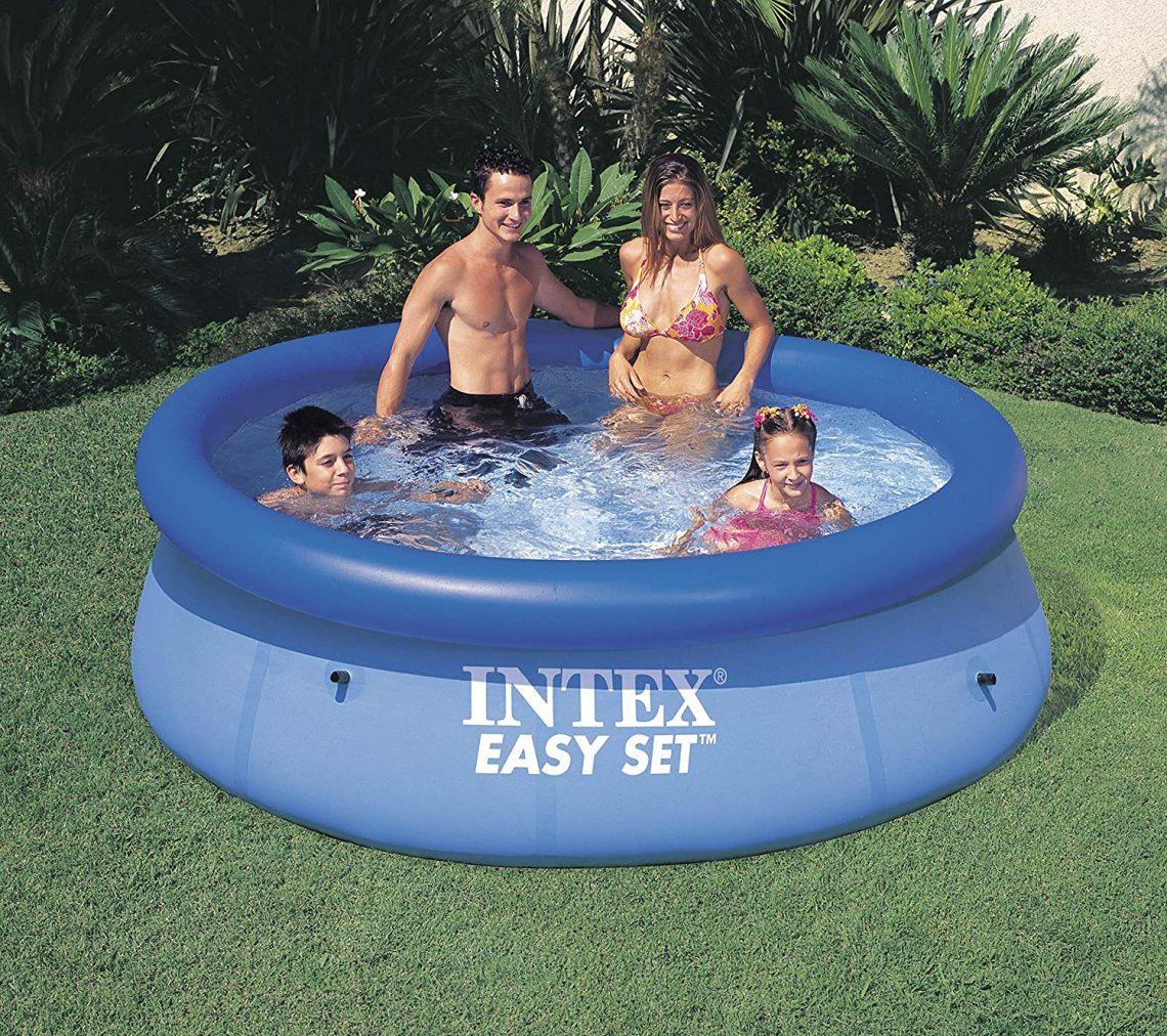 Piscine Intex Easy Set 2,44 x 0,76 m